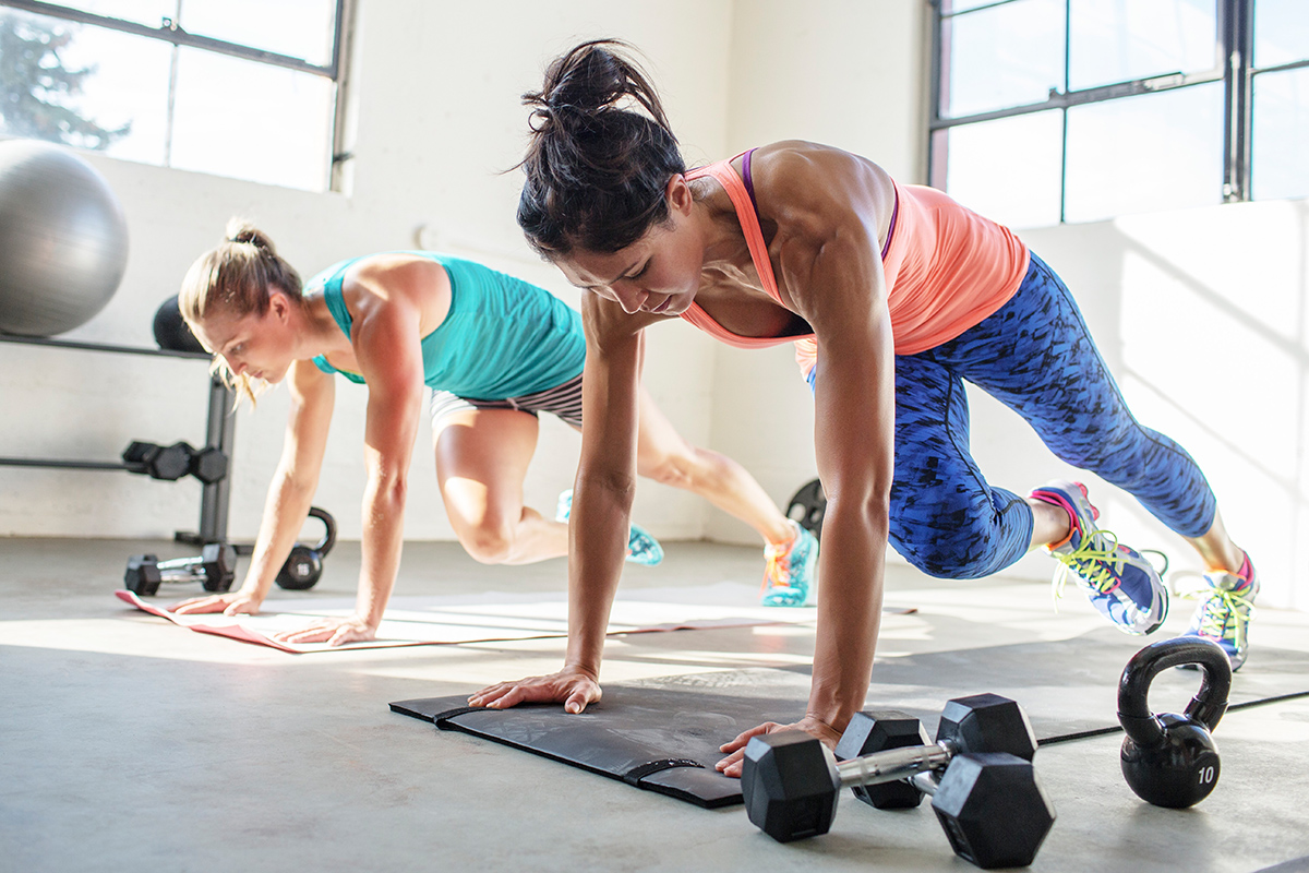 group-of-women-working-out-in-fitness-studio