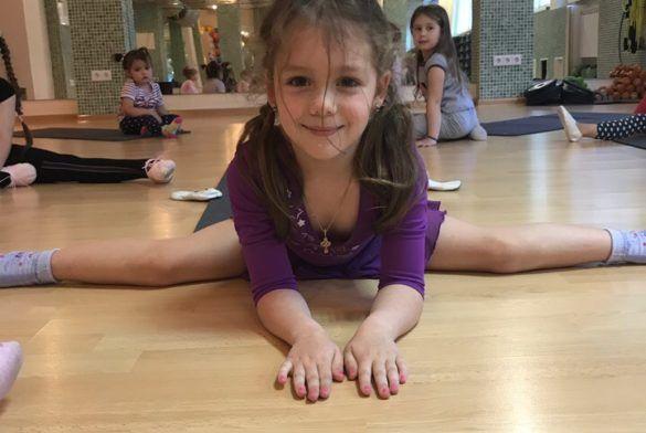 Детская художедственная гимнастика